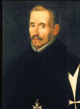 Born November 25, 1562, Lope Félix de Vega Carpio