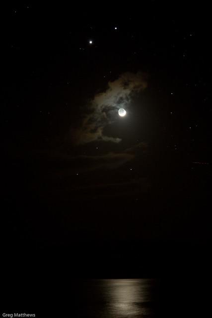 moon and jupiter alignment - photo #12