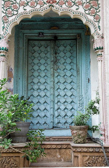 Indian Doors A Gallery On Flickr