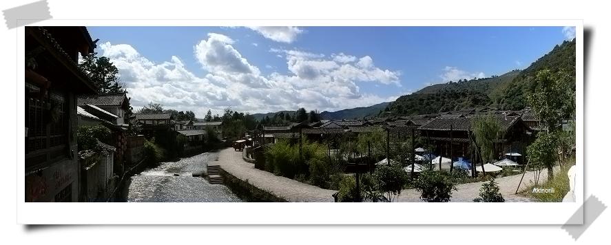 麗江古城(Lijiang),雲南(YunNan),中國大陸(China)