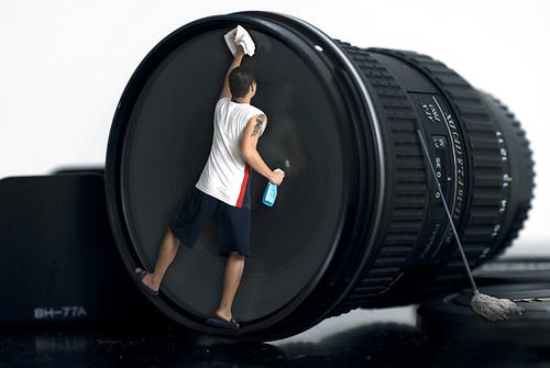 jester™ Lens Cleaner
