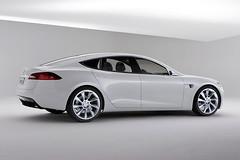 automobile(1.0), tesla(1.0), executive car(1.0), family car(1.0), wheel(1.0), vehicle(1.0), automotive design(1.0), full-size car(1.0), sedan(1.0), land vehicle(1.0), luxury vehicle(1.0),