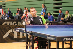 individual sports, table tennis, sports, competition event, ball game, racquet sport, para table tennis, tournament,