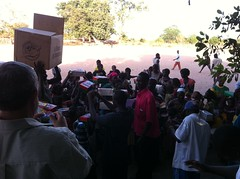 OCC Distribution @ Bamakounda School 38