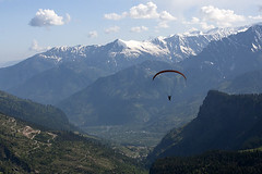 Paragliding In Kullu Valley