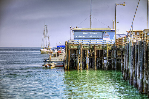 Avila Beach Pier Photo Studio