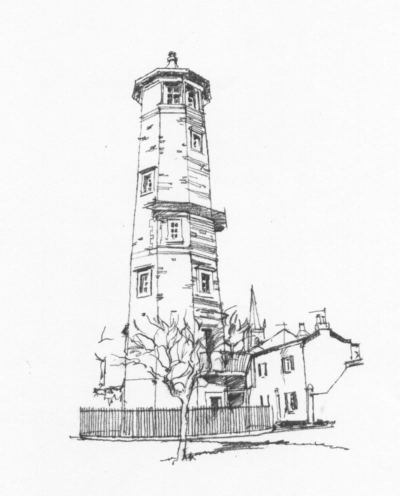 Line Art Lighthouse : Line drawing illustrations steve sharpesteve sharpe