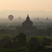 0016 Ballooning above the ruins--Bagan , Myanmar by ngchongkin