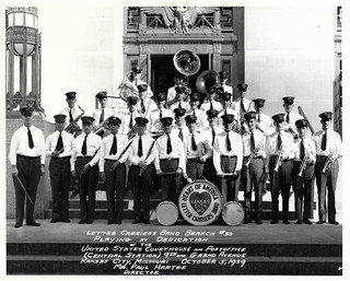 Kansas City Postal Band