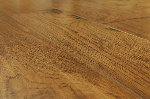 Engineered Wood Floor Galley Kitchen