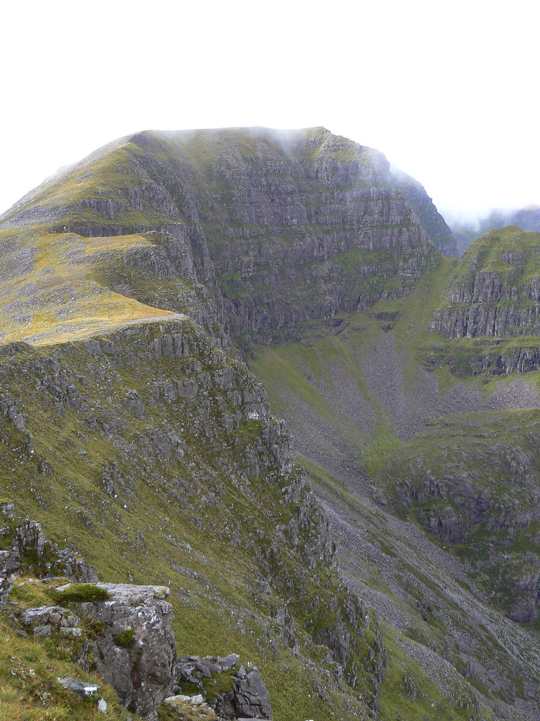 Beinn Bhan from the southeast