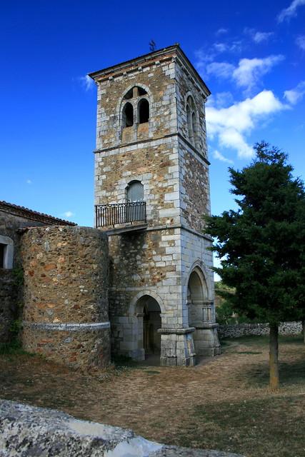 Iglesia de Santiago.S.XIII: