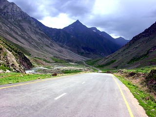 Beautiful Raod from Naran to Jalkhad