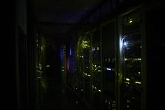 Network Creepy night