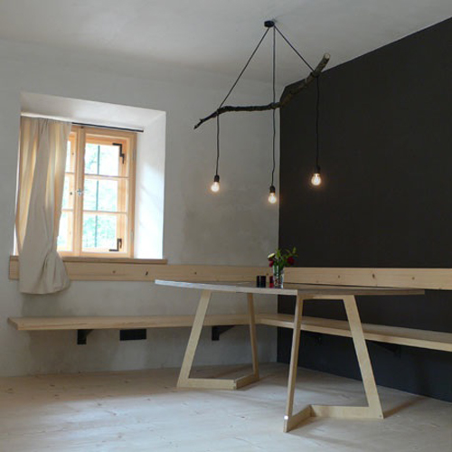 wreckorated paint it black. Black Bedroom Furniture Sets. Home Design Ideas