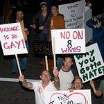 Prop 8 Protest Rally in Silverlake 082