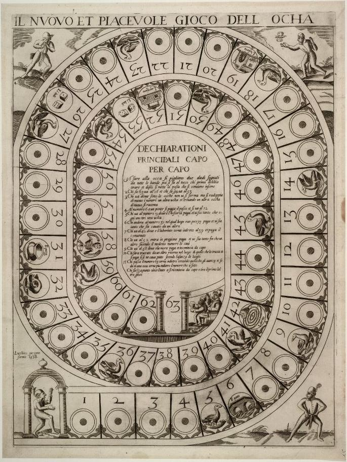 Il nuovo et piacevole gioco dell ocha (1598)