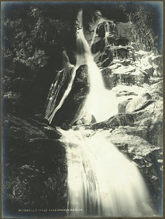Mitchell Falls, Lake Brunner, between 1900 and 1905
