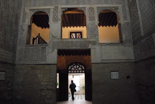 Cordoba's medieval synagogue