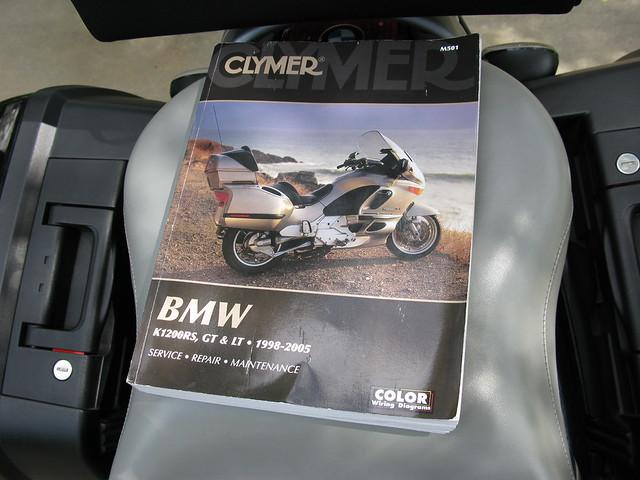 Clymer Manual For Suzuki Gsxfa