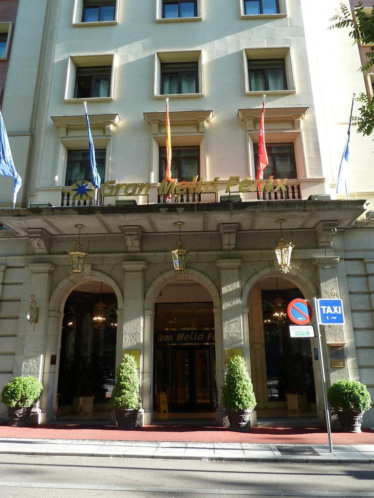 Gran melia fenix hotel madrid spain stunning plush and for Gran melia hotel