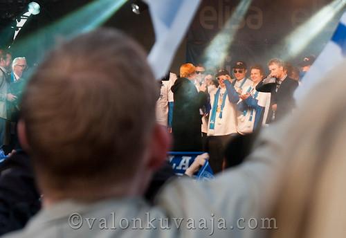 Suomen tasavallan presidentti Tarja Halonen