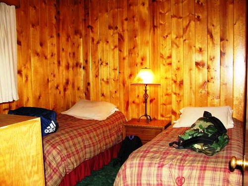 Comfy cozy dog friendly lodging at the edelweiss lodge in for Mammoth mountain cabins pet friendly
