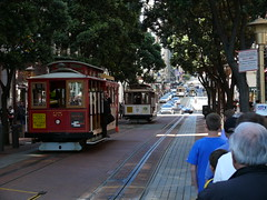 Cable Cars: Endstation - Powell Street
