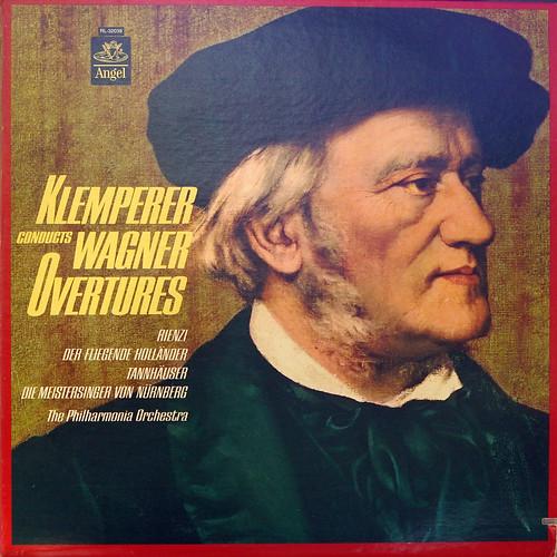 Klemperer Wagner Overtures 6512