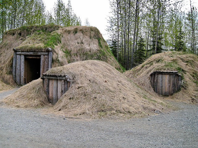 Alaska native homes flickr photo sharing for Alaska home builders