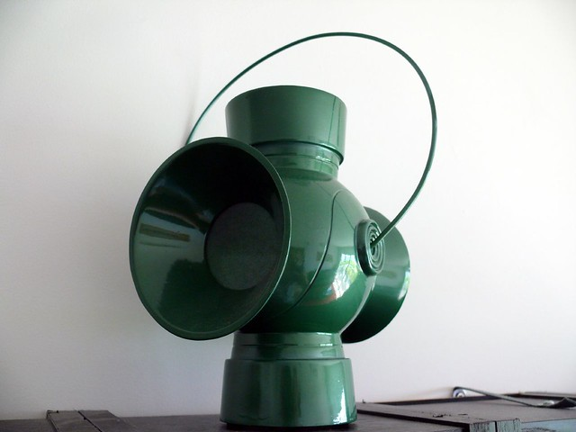 Green Lantern Power Battery With Ring