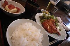 旬菜焼 はざま タンドリーチキン