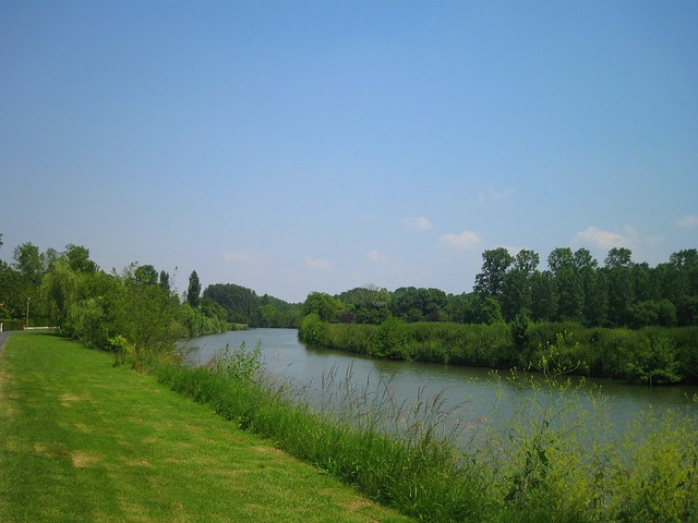 Beautiful France More Beautiful Scenery From A Cycle Ride By Camera Shy Gal Flickr