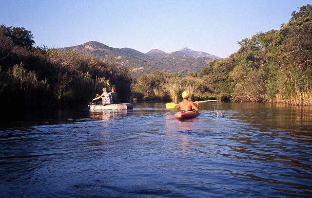 Risalita del fiume Fango