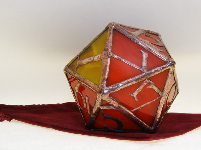 The perfect D20?