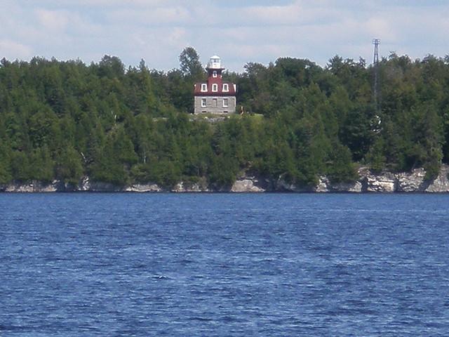 Valcour Island lighthouse