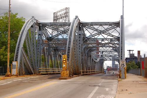 Halsted bridge