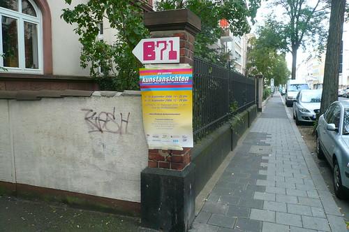 Kunstansichten Offenbach 2008