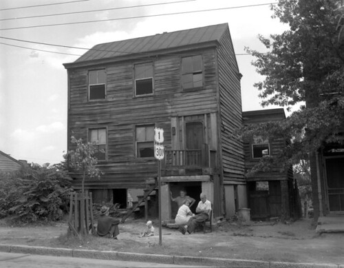 House on U.S. Route 1/301