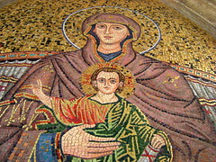 art, mosaic, ancient history, temple, religion, mythology, middle ages,