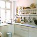 white kitchen by Anna @ D16