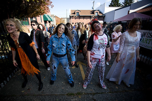Seattle Zombie Thrillers