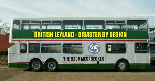British Leyland - Disaster by design