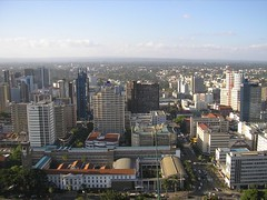 Downtown Nairobi, Kenya
