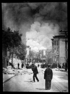 Arnold Genthe: San Francisco, April 18, 1906