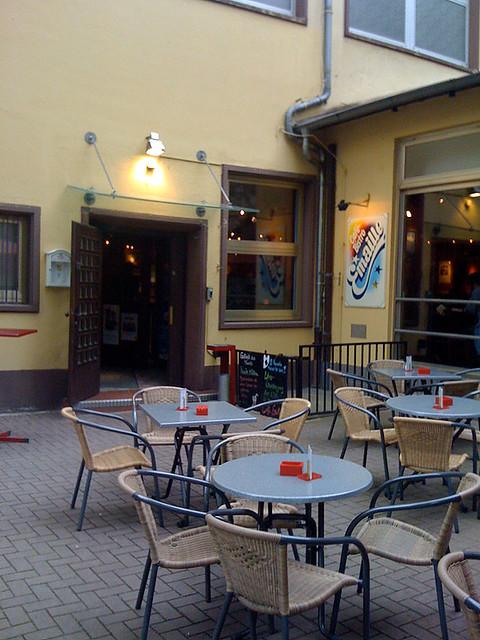 Cafe Emaille Karlsruhe Speisekarte
