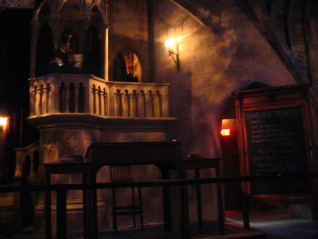Dark Arts Harry Potter Studio Tour