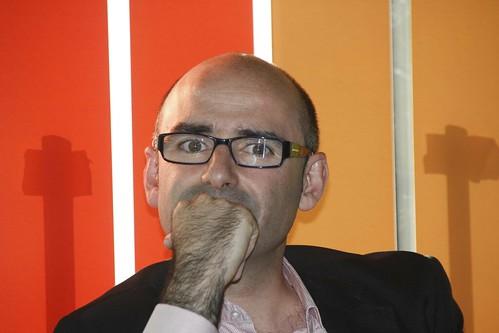 Andoni Aldekoa, jefe de gabinete de Iñaki Azkuna (PNV)