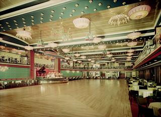 Mayfair Ballroom Newcastle - Dance Floor