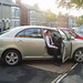 Avensis hire car by Howard_Pulling